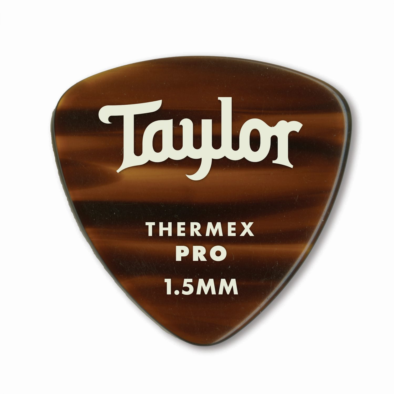 Premium 346 Thermex Pro Picks / Tortoise Shell (6-Pack)