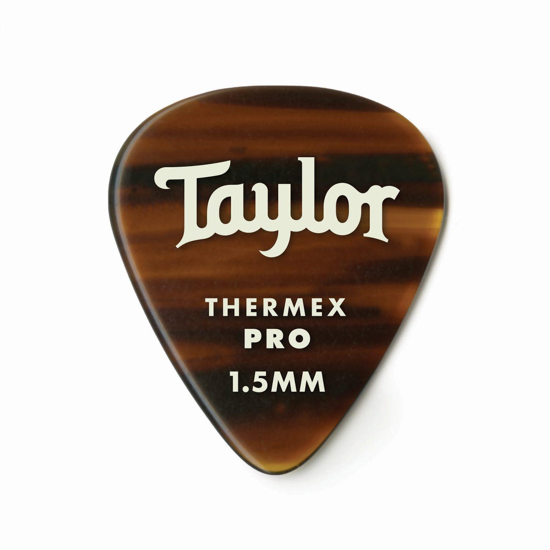 Premium 351 Thermex Pro Picks / Tortoise Shell (6-Pack)