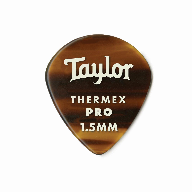 Premium 651 Thermex Pro Picks / Tortoise Shell (6-Pack)