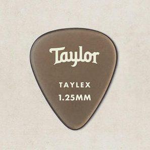 Premium 351 Taylex Picks / Smoke Grey (6-Pack)