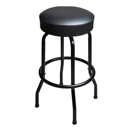 70203 Taylor Deluxe 30″ Bar Stool, Black